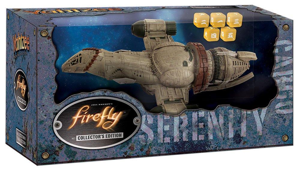 Yahtzee: Firefly Collectors Edition: USAopoly: Amazon.es: Juguetes y juegos