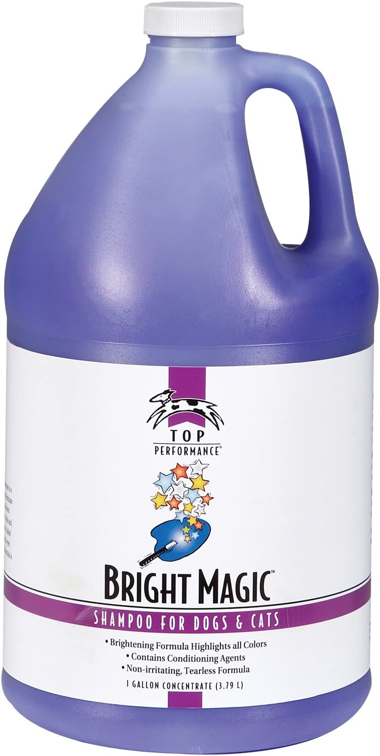 Top online shopping Performance Bright Magic Dog and Cat Shampoo 17-Ounce OFFicial mail order