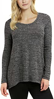 Ladies' Long Sleeve Knit Top