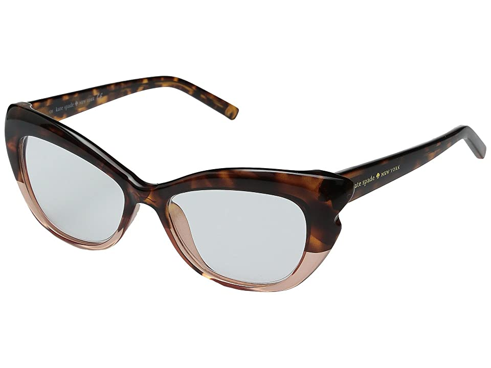 Kate Spade New York Alva (Tortoise Pink Fade) Reading Glasses Sunglasses
