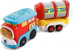 VTech Go! Go! Smart Wheels Freight Train with Tanker Car