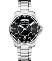 Hamilton - Khaki Pilot Day Date - H64615135