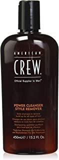 American Crew Daily Shampoo Power Cleanser Style Remover, 15.2 Ounce
