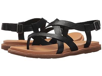 Kork-Ease Yarbrough (Black Full Grian Leather) Women