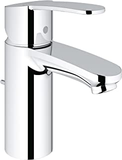 Eurostyle Cosmopolitan S-Size Single-Handle Single-Hole Bathroom Faucet - 1.2 GPM