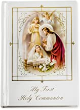 First Communion Missal Hardcover with Girl, Small