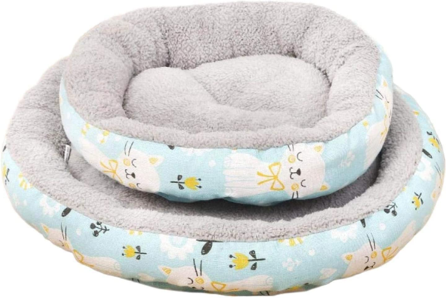 YZXZM Washable Pet Dog Bed Ranking TOP13 Limited time sale Canvas Small Ultra-Soft Beds Plu