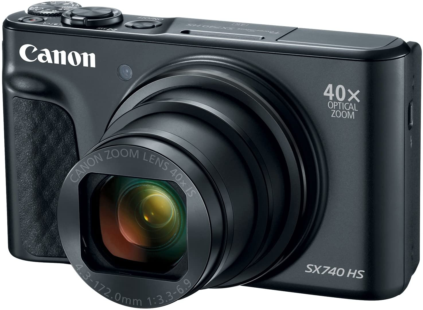 "Canon Cameras US Point and Shoot Digital Camera with 3.0"" LCD, Black (2955C001)"