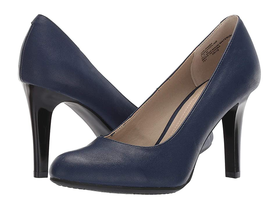 Rialto Coline (Navy/Smooth) Women