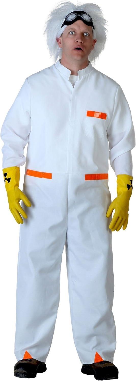 Plus Größe Doc braun BTTF 1 Fancy Dress Costume 2X