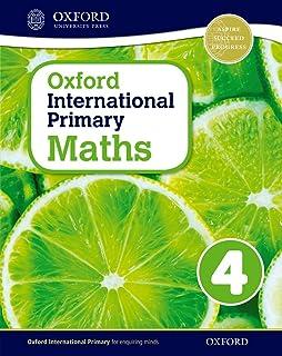 Oxford International Primary Maths Student's Woorkbook 4