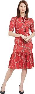 109 F Women'S Midi Dress