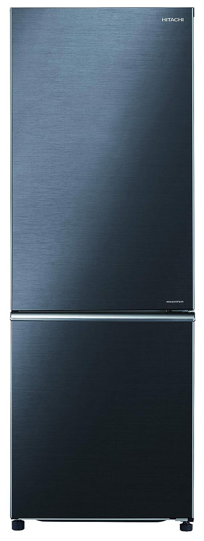 日立 冷蔵庫 275L 2ドア R-BF28JA K