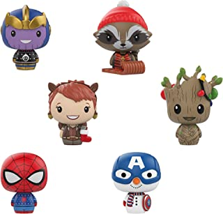 Marvel Holiday - One Mystery Collectible Figure, Multicolor