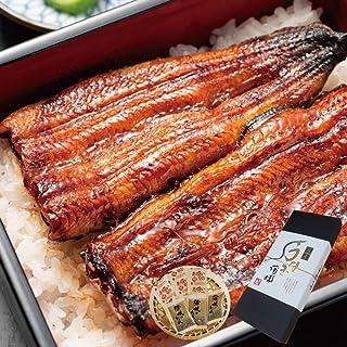 鮮度の鬼 国産 うなぎ 蒲焼き セット 化粧箱 長焼き カット 鰻 ウナギ 蒲焼 プレゼント ギフト ふっくら肉厚