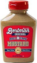 Bertman Original Ball Park Mustard, 9 oz