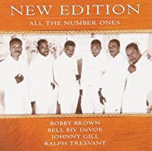 new edition all the number ones