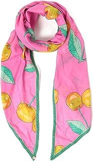 (レイビームス)Ray BEAMS/ストール?マフラー POM Amsterdam/Cherries PINK スカーフ レディース