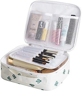化粧用バッグ 旅行収納ケース 整理 収納ポーチ ガジェット小物 収納ポーチ トラベルポーチ (白)