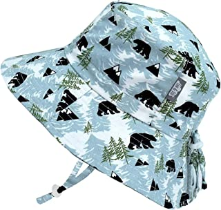 Breathable Sun Hat for Toddler Boys 50 UPF Fishing Hat Adjustable for Growth