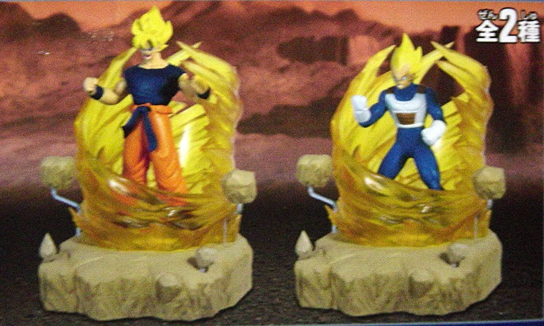Alle zwei Dragon Ball Z Super Saiyan Vibrations Abbildung Erwachen (JapanImport)