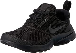 Nike Australia Boys Presto Fly (PS) Fashion Shoes, Black/Black-Black