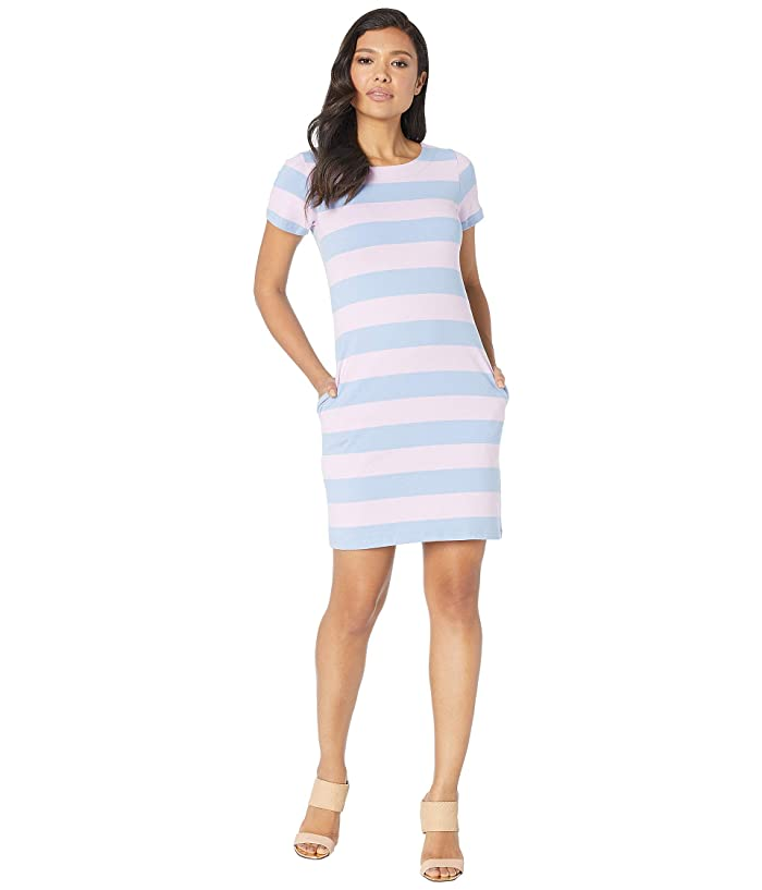 Joules Ottie (Blue/Pink Stripe) Women