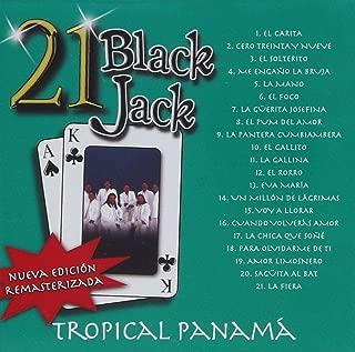 Tropical Panama 21 Black Jack
