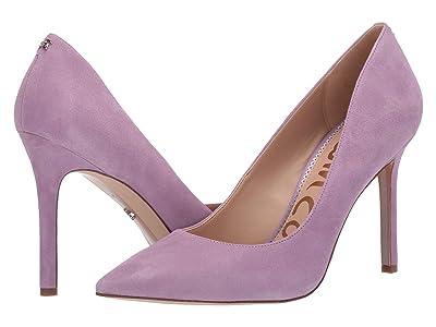 Sam Edelman Hazel (Purple Jam Suede Leather) Women