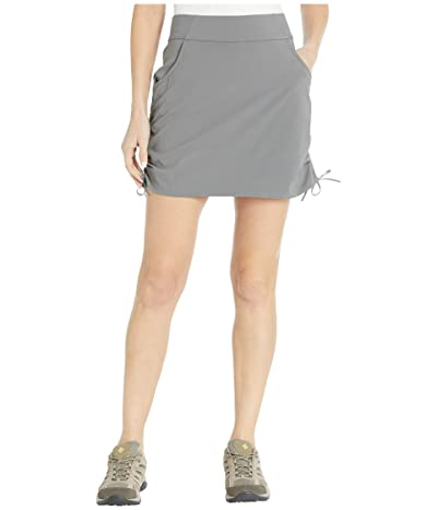 Columbia Anytime Casualtm Skort (City Grey) Women