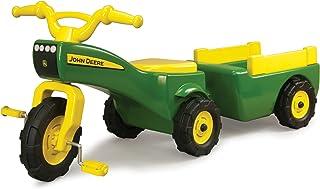 John Deere 46088 Pedal Tractor and Wagon Wagon,Green