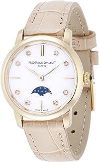Frederique Constant - FC-206MPWD1S5 - Reloj de pulsera para mujer, diseño de diamante