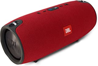 JBL Xtreme Portable Wireless Bluetooth Speaker - Red (Renewed)