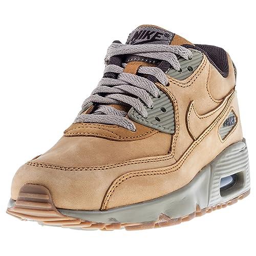 Nike Air MAX 90 GS 943747-700, Zapatillas Unisex Niños