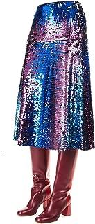 5 PROGRESS Luxury Fashion Womens 482MULTI Blue Skirt   Fall Winter 19