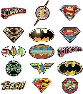 Best justice league logo stickers Reviews