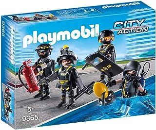 Playmobil - Policiers d'Élite - 9365