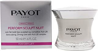 Payot Perform Sculpt Nuit Moisturizers Anti Aging, 1.6 oz