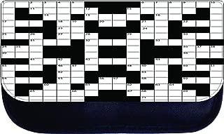 Black and White Crossword Puzzle - 5