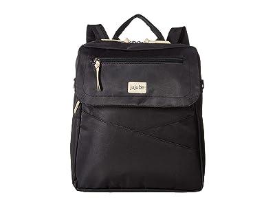 Ju-Ju-Be Core Convertible 4-in-1 Diaper Bag (Black) Diaper Bags