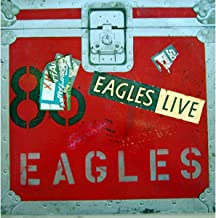 Eagles Live (Gatefold Cover) [Vinyl LP record]