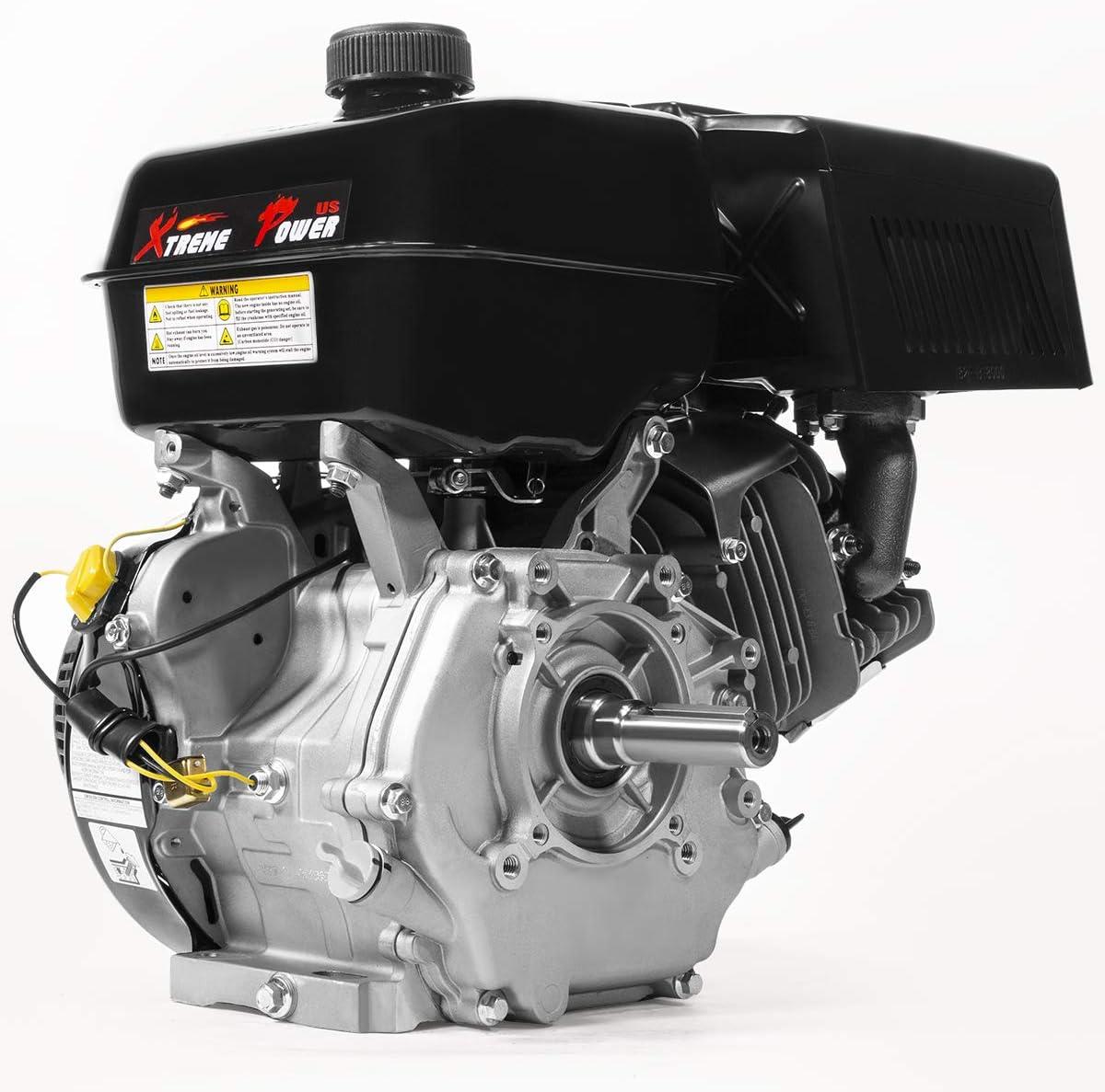 XtremepowerUS 62035 Industrial 驚きの値段 永遠の定番モデル 15HP OHV Gas 4-Stroke Horizontal