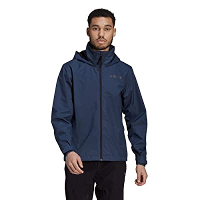 adidas Outdoor Multi RAIN.RDY Jacket (Crew Navy) Men