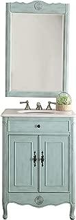 Best 26 inch bathroom vanity with sink Reviews