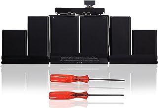 Batería A1417 de 10,95 V, 95 Wh, para Apple MacBook Pro Retina de 15 pulgadas A1398 (mediados de 2012 de 2013), MC975, MC9...