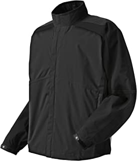 FootJoy Mens Hydrolite Rain Jacket Black Extra Large
