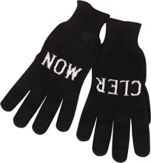 Luxury Fashion | Moncler Womens 9956100A9062999 Black Gloves | Fall Winter 19