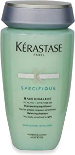 Kerastase Specifique Bain Divalent Shampoo for Unisex - 8.5 oz, 255 milliliters