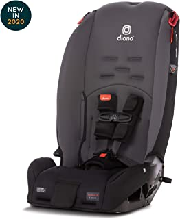 Diono Radian 3R Latch All-in-One Convertible Car Seat, Gray Slate