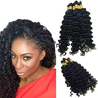 Best curly hair for braiding human hair micros Reviews